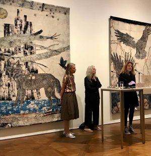 Unteres Belvedere KIKI SMITH #PROCESSION press conference: WED, 5 JUNE 2019 Eröffnung: #opening DO, 6. JUNI 2019...