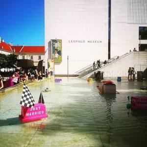 Have a good time #museumsquartier #MQwien #museum #leopoldmuseum #wienliebe #Wien #Vienna #viennamood #viennastyle ...