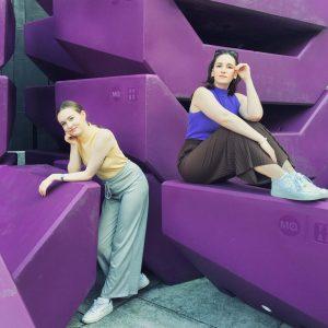 💜 . . . . #mq #museumsquartier #wien #vienna #purple #enzi #color #colors