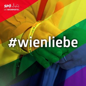 Wien ist die Stadt des sozialen Zusammenhalts. Das bedeutet, Hass und Ausgrenzung gegen Homosexuelle, Trans*Personen und intergeschlechtliche...
