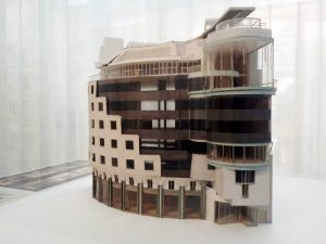 *Press conference' Hans Hollein unpacked: The Haas-Haus' @architekturzentrum_wien Even before and during its construction the Haas-Haus directly...