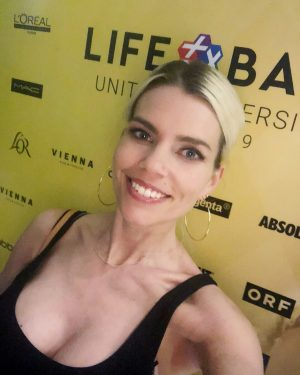 Life Ball-Preparty 💛 ___________________________________ #lifeball2019 #lizwunder #liveyourdream #life #network #beauty #vienna #lifeball