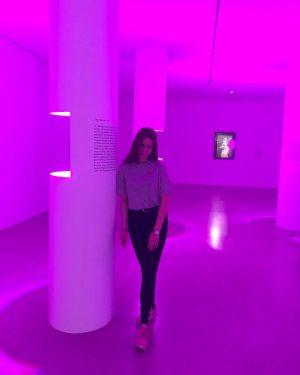 💜 #tb #vienna #purple