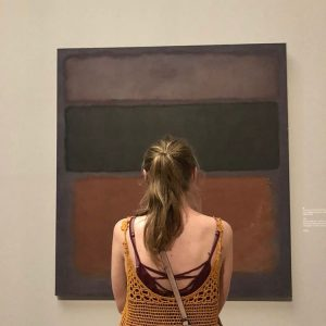 So #unexpectedly came across an #exhibition of one of my #favorite #artists . #purebliss #rothko