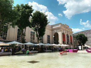 #lunch #friends #museumsquartier #vienna #bestcity #loveit