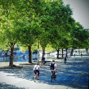 Wir wünschen euch eine gute Fahrt in den Freitag! 😊🚲 #fahrradliebe #fahrradwien #igersvienna ...