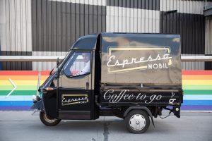 🌈🌈🌈 @europride2019 here we come 🌈🌈🌈 #europride2019 #europridecoffee #europridevienna2019 #togetherandproud #pridepower #coffeepower #espressomobil Rathausplatz, Vienna, Austria