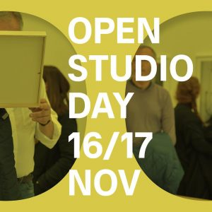 Come and see! The #OpenStudioDays offer a unique opportunity to take a look ...