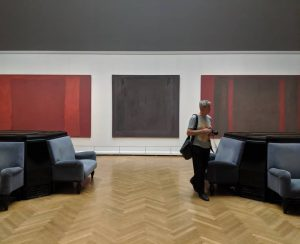 day 168 - my god I wish I could wake up looking at Rothko paintings each and...