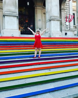 #celebrate #diversity #lifeball2019 #pridemonth #pride #lifeball #byebye #finalcurtain #university #vienna #wien #igersvienna #igersaustria #visitaustria #amazing #beautiful #love...