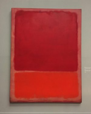 A Rothko, nélkülem.