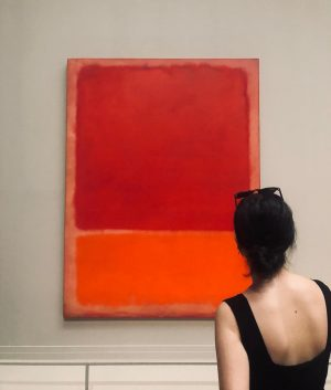 Rothko, you have just stole my heart. • #rothko #art #kunst #museum #exhibition #love #colors #emotions #mood...