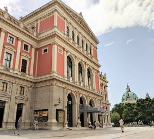 #jewishvienna In 1870 the Viennese Musikverein was opened. What is now considered one ...