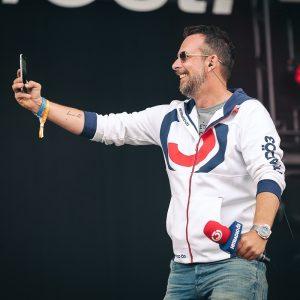 Roberts Ö3-Moment heute beim Donauinselfest! Haben wir deinen schon? Handy hoch - und schicken! Via Ö3-App oder...