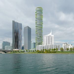 dream big. querkraft's DAF skyscraper proposal won 2nd prize in 2012 . . . . #querkraft #querkraftarchitects...
