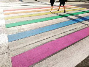 Werk! #EuroPride #PrideMonth #ViennaPride #WienLiebe Rathausplatz, Vienna, Austria