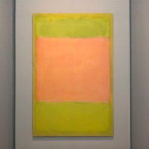 Mark Rothko @ Kunsthistorisches Museum #markrothko #kunsthistorischesmuseum #wien #vienna #austria #österreich #americanart #modernart #painting