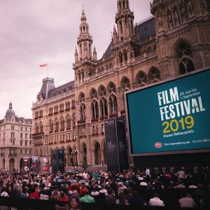 The filmfestival at #rathausplatz is back 💘 Enjoy current top productions and classics ...