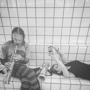 More fun at #wienerfestwochen with #gentleenquiry #music #sax #vienna