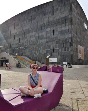 Музейный квартал - место, где можно не только насладиться музейными экспонатами, но и отдохнуть от суеты города...