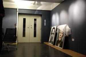 Exhibition set up for @platon, 2012, @westlichtvienna #westlicht #photography #exhibition #throwbackthursday #tbt #platon ...