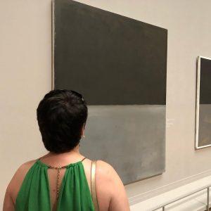 It's drama, baby #drama #rothko #abstractexpression #abstractexpressionism #abstractexpressionist #contemporaryart #humancondition #vienna #austria #kunsthistorischesmuseum ...