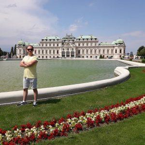 Бельведер. Всемирноизвестный дворцово-парковый комплекс, галерея.
