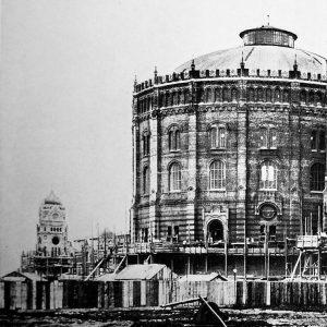 Der Winkel passt leider nicht, steht halt heute ein Kinocenter davor. 😊 (1901/Wikipedia) Vor 200 Jahren dominierten...