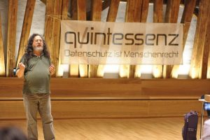Free Software and Your Freedom: Richard Stallman, Begründer der GPL und der Freien-Software-Bewegung, ...