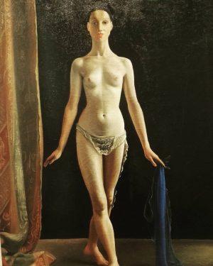 Greta Freist - La Danseuse