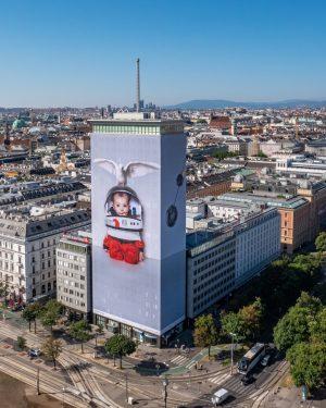 Photograph by @andyoriginer//#wien #vienna #ringturmverhüllung2019 #ringturm #ViennaNow #ViennaGoForIt #viennatouristboard #wonderlustvienna #wienmalanders #discovervienna #1000placestoseevienna #topviennaphoto #stadtwien #fujifilmlover_from_austria Ringturm...