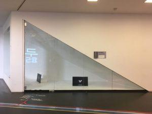 Opening of Jörg Piringer's installation