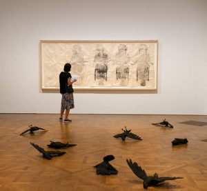 What are the implications of the loss of habitat for animals and plants? Kiki Smith examines the...