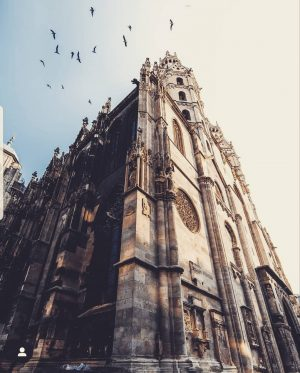 St.Stephen's Cathedral..
