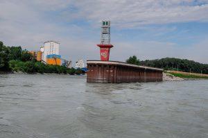 Kurzausfug #lobau Albern Hafen