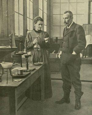 Heute vor 85 Jahren starbMarie Curie, die erste weibliche sowie zweifache Nobelpreisträgerin für ...