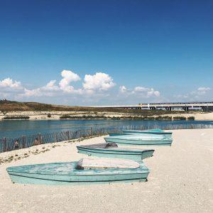 Der künstlich angelegte See ist Herzstück und Namensgeber des Projekts Seestadt Aspern. Seit Juli 2015 können sich...