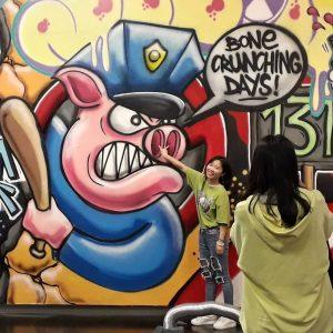 I love you Porky #wien #vienna #streetartvienna #streetart #streetartphoto #viennatakeover