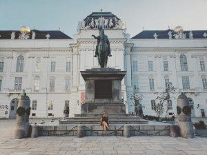 #vienna #europe #travel #austria #architecture #statue #traveleurope