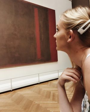 Mark Rothko. #kunsthistorischesmuseum #modernkunst #wien
