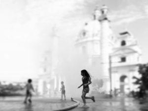 #wien #wienstagram #vienna #summerinthecity #hotinthecity #water #watergames #happy #happykids #wasser #ac #airconditioners #acqua ...