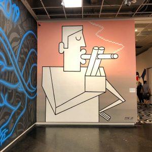 😸Finally I went to WienMuseum✊🎶 #wienmuseum #graffitimania #wienerartgraffiti #muralart #graffitiwall #wienermural #streetart #wienergraffiti #graffitiart #lieblinsstück #graffitiwow #myfavorites...