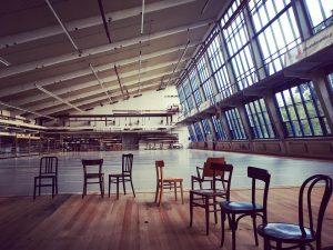 #arsenalwien #malersäle #atelier #impulstanz #impulstanzfestival #halle #tanzworkshop #vienna #timetodance Impulstanz Workshop Arsenal