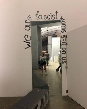Viennese art exhibitions are quite strange