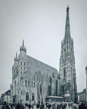 Wiener Stephansdom 👍 #ViennaNow #goodmorningvienna #WienamSonntag #wienmuseum #viennanow #wienmalanders ##wiennurduallein #wienistanders #igersvienna #igersaustria #igerswien #citylife #streetofvienna #streetphotography...