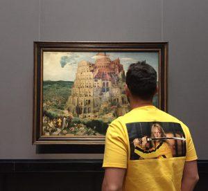 #Bruegel vs. #Tarantino