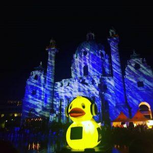 Popfest! #popfest #vienna #wien #afterwork #duck #poppen #festival