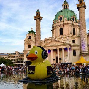 Popfest. . . . . #viennacalling #fm4 #bestconcertlocation #musiclover #cantgetenoughofthissummer