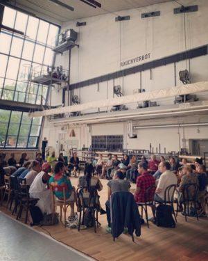 Impulstanz 2019 Faculty Meeting #vienna #combatdance_tdt #dancefestival #impulstanz