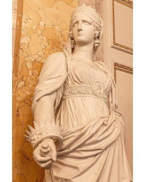 Melpomene, Muse of Tragedy (c.1825) - Joseph Klieber . . #melpomene #muse #albertina ...